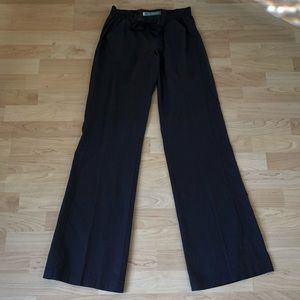 NEW O'Neill Linen Blend Wide Leg Pants, Size S